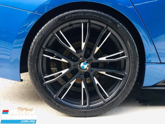 2016 BMW 3 SERIES 330i M SPORT 2.0 FACELIFT (A) F/SERVICES
