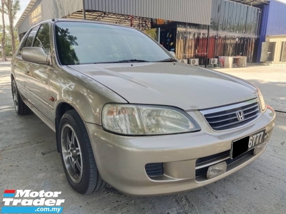 2003 HONDA CITY 1.5 ZTi PERFECT CONDITION SMOOTH ENGINE WORTH BUY