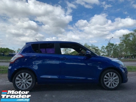 2014 SUZUKI SWIFT 1.4 (A) New paint One owner Accident free