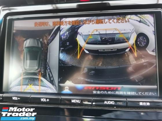 2017 TOYOTA HARRIER TOYOTA HARRIER 2.0 FACELIFT 4 CAMERA POWER BOOTH BLACK INTERIOR PRE CRASH 2017 JAPAN UNREG FREE 3 YR