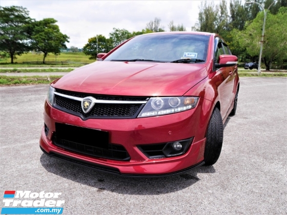 2016 PROTON SUPRIMA S *TURBO**PREMIUM *FULL BODYKIT*LEATHERS*PUSH START*