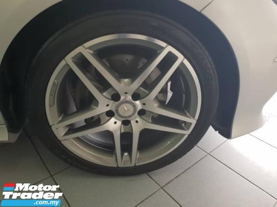 2015 MERCEDES-BENZ E-CLASS E300 AMG HYBRID DIESEL (CKD LOCAL SPEC)