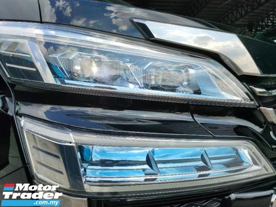 2018 TOYOTA VELLFIRE 2.5 Z Facelift PCS LTA 7 Seater 2 PDoor Unregister