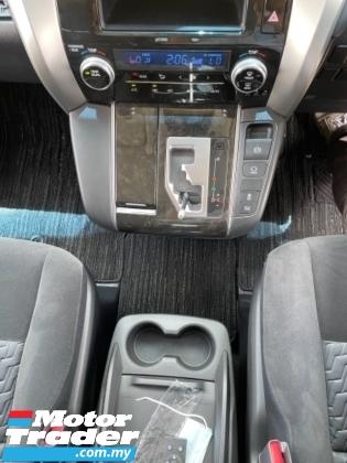 2016 TOYOTA VELLFIRE Unreg Toyota Vellfire Z 2.5 360View Cam Power Boot Push Start Engine 7Speed