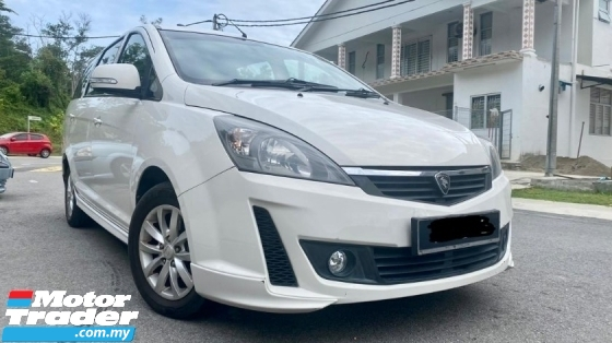 2013 PROTON EXORA 1.6 BOLD Standard / NO PROSESING FEES / ONE OWNER
