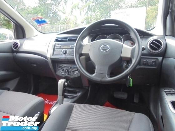2012 NISSAN LIVINA X-GEAR  1.6 cc Automatic WAGON