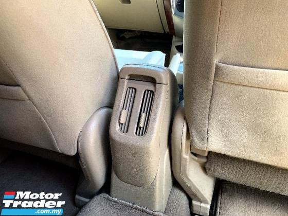 2010 NISSAN GRAND LIVINA 1.8 Impul PREMIUM MPV(AUTO)FREE MOTORSIKAL BARU+CASHBACK 1K+BELI PANDU DULU 6 BULAN PERTAMA TAK PAYA