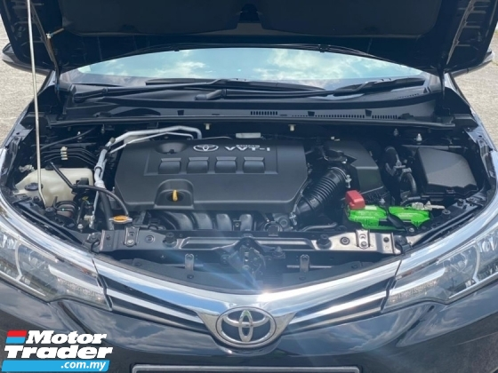2018 TOYOTA ALTIS 1.8 TRD SPORTIVO LIMITED EDITON HIGH SPEC