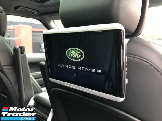 2018 LAND ROVER RANGE ROVER SPORT 5.0 AUTOBIOGRAPHY FULL SPEC UK NEW UNREG