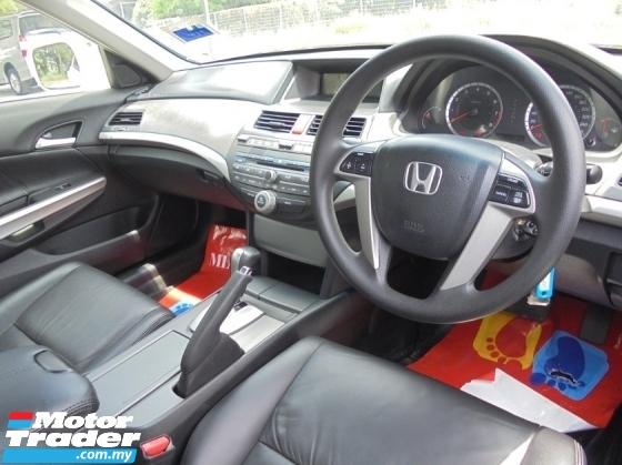 2009 HONDA ACCORD  2.0 i-VTEC VTi-L Sedan