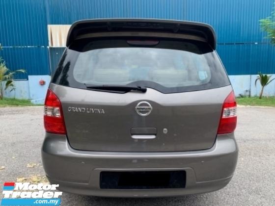 2011 NISSAN LIVINA X-GEAR Car No - Y