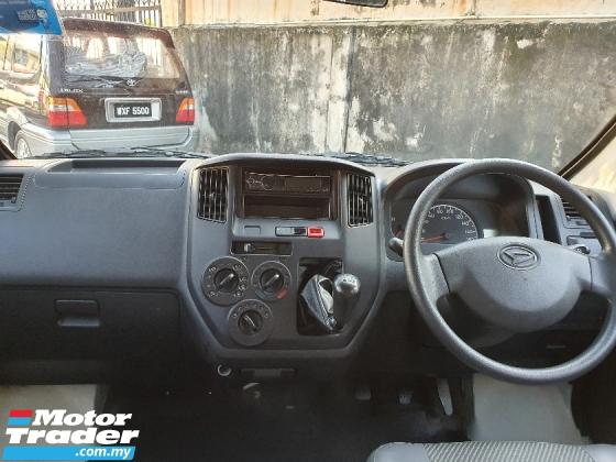 2015 DAIHATSU GRAN MAX Daihatsu Gran Max 1.5 (M) Full Panel Van