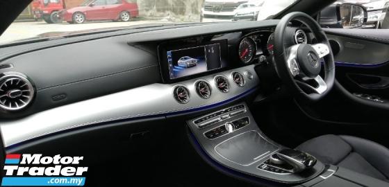 2018 MERCEDES-BENZ E-CLASS E300Amg coupe