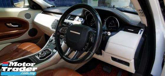 2013 LAND ROVER EVOQUE 2.0 TURBO (A) - REG 15 / SUPERB CAR COND