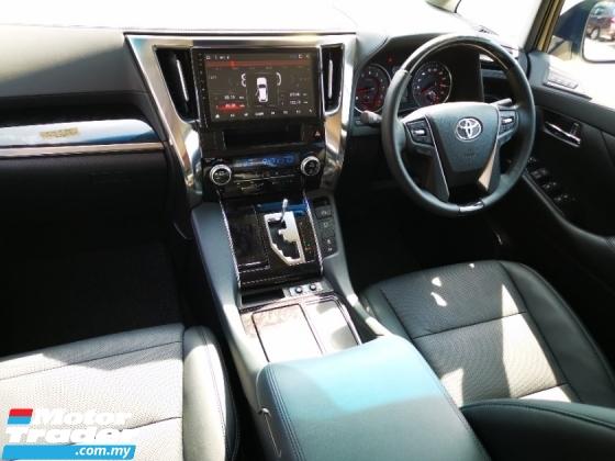 2019 TOYOTA ALPHARD SC 2LED NEW CAR Recon 3 Year Warranty