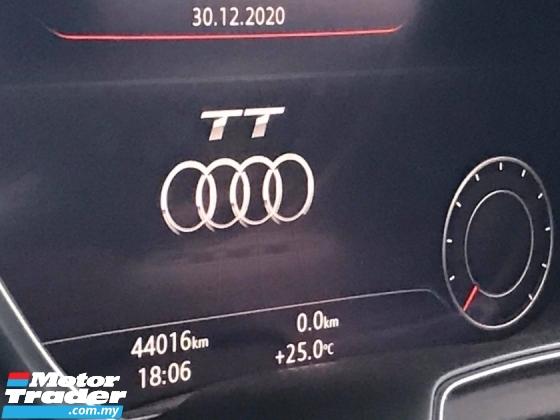2015 AUDI TT 2.0 TTS LINE