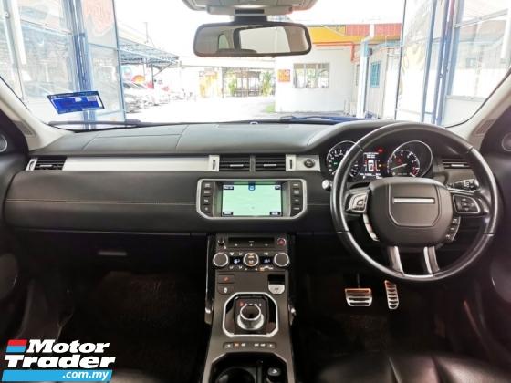 2015 LAND ROVER EVOQUE Land Rover RANGE ROVER 2.0 EVOQUE SI4 PANORAMIC 18