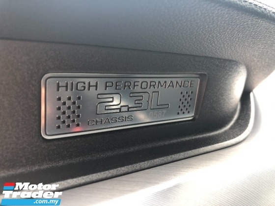 2020 FORD MUSTANG 2.3 High Performance Turbo 330hp 10 Speed Transmission 12 Inch Digital Meter B&O Surround Unreg