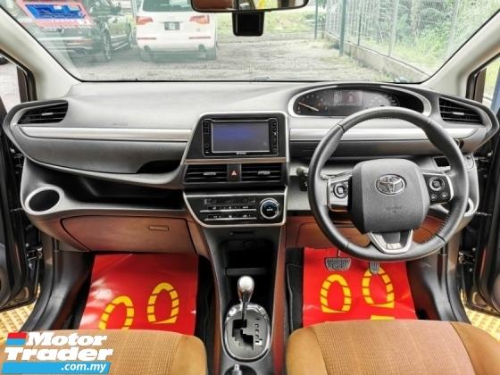 2016 TOYOTA SIENTA Toyota SIENTA 1.5 V KEYLESS 2PwBOOT RevCAM WARRNTY