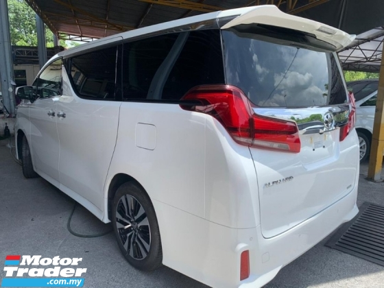 2020 TOYOTA ALPHARD 2.5 SC New Facelift  3LED S/Roof 4Cam BSM DIM 5A