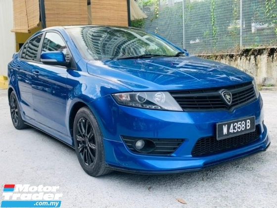 2013 PROTON PREVE FULL LOAN MONTHLY RM 488, 1.6 AUTO CFE TURBO.