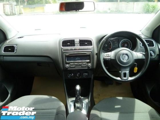 2011 VOLKSWAGEN POLO Volkswagen POLO 1.2 TSI (A) -2011