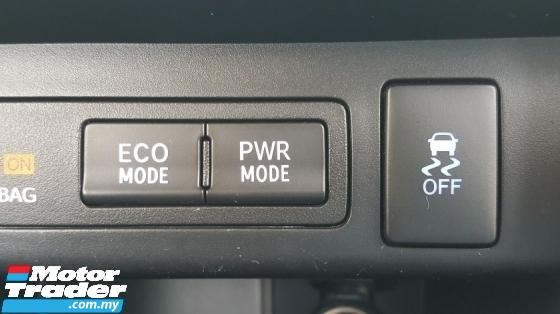 2017 TOYOTA INNOVA 2.0 G Under Warranty Like New Car Condition