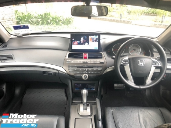 2011 HONDA ACCORD 2.0 VTi-L (A) POWER/SEAT LEATHER 1 OWNER