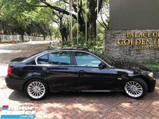 2011 BMW 3 SERIES 323I EXCLUSIVE ELITE FACELIFT 2.5 (A) LCI SPORT