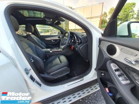 2019 MERCEDES-BENZ GLC 250 Coupe AMG Line Premium Spec