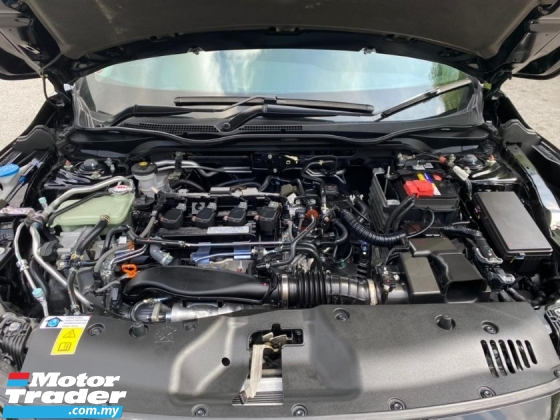 2018 HONDA CIVIC 1.5 TC 1 owner full service honda 8000km only