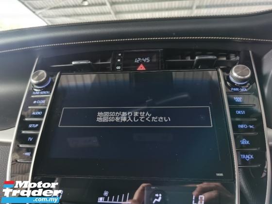 2018 TOYOTA HARRIER 2.0 FACELIFT JBL 4 CAMERA POWER BOOTH BLACK INTERIOR PRE CRASH 2018 JAPAN UNREG FREE 3 YRS GMR