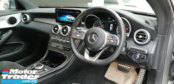 2018 MERCEDES-BENZ C-CLASS Mercedes Benz C300Amg coupe 2018