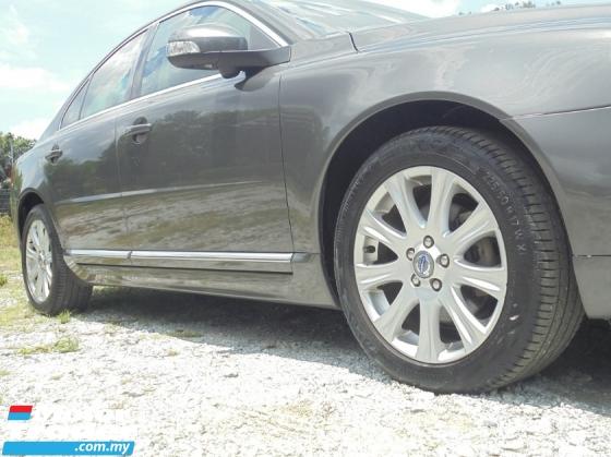 2011 VOLVO S80  2.5 T Sedan Facelift Keyless PushStart SUPERB LikeNEW