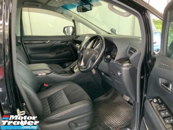 2016 TOYOTA ALPHARD 2.5 SC Pilot seat Surround camera power boot Unregistered