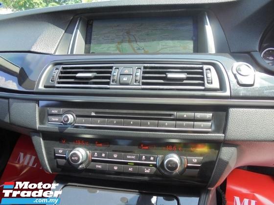 2014 BMW 5 SERIES 2.0 FACELIFT F10 M-Sport PShift LikeNEW