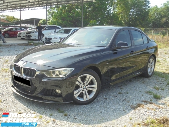 2012 BMW 3 SERIES 320d SPORTS 2.0 F30 Diesel M-Performance Line