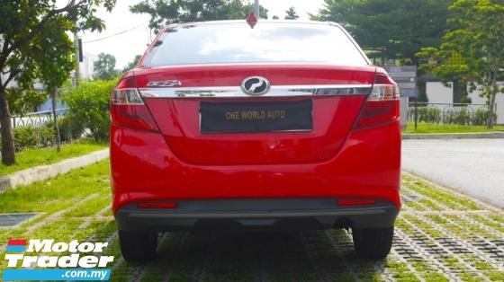 2017 PERODUA BEZZA 1.0 G (Auto)Raya Kereta RM347 Bulanan Bank sahaja