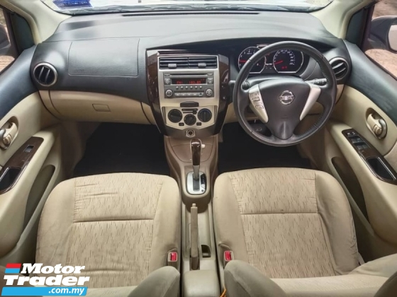 2014 NISSAN GRAND LIVINA 1.8L COMFORT (A) IMPUL BODYKITS CHEAPEST IN TOWN