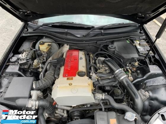 1997 MERCEDES-BENZ SLK SLK230 Compressor Classic