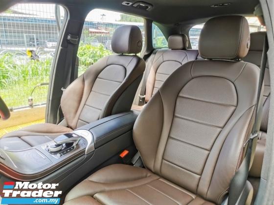 2017 MERCEDES-BENZ GLC Mercedes Benz GLC200 2.0 X253 F/LIFT PwBOOT WRRNTY