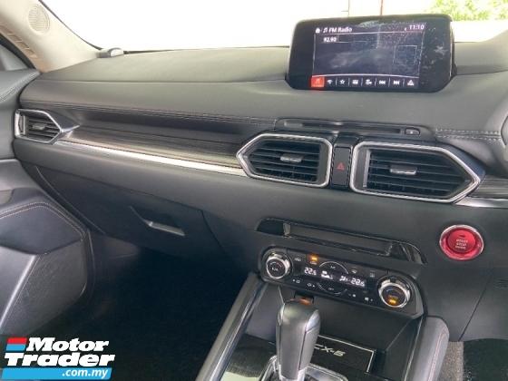 2018 MAZDA CX-5 2.0 Skyactiv-G (A) Latest Premium Model