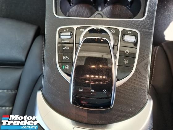 2019 MERCEDES-BENZ C-CLASS Mercedes Benz C300 AMG CKD (A) 8K MIL