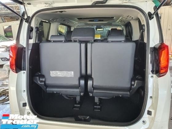 2020 TOYOTA ALPHARD 2.5 SC 3LED *13k km* 3 Years Warranty *Facelift