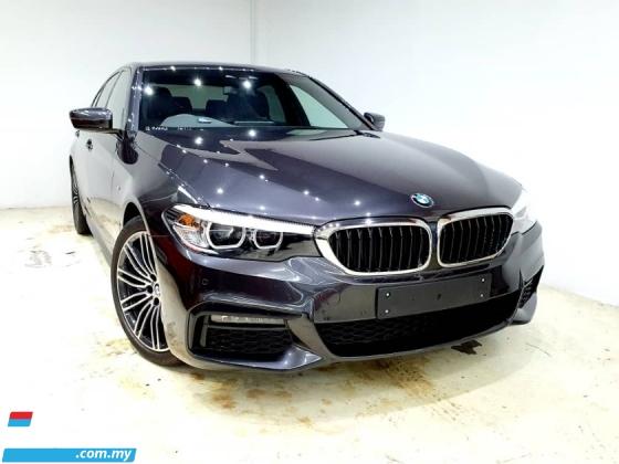 2018 BMW 5 SERIES BMW 530I 2.0 M-SPORT SEDAN