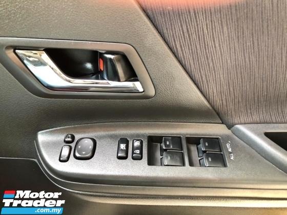 2010 TOYOTA ALPHARD 2.4 AUTO TWIN POWER DOOR 7 SEATER