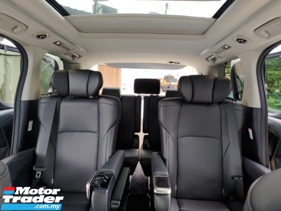 2019 TOYOTA ALPHARD 2.5 SC 3 LED SUNROOF FULL LEATHER SEATS POWER BOOT 360 CAMERA