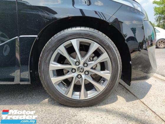2016 TOYOTA ESTIMA 2.4 AERAS PREMIUM New Facelift Pre Crash LKA Unreg