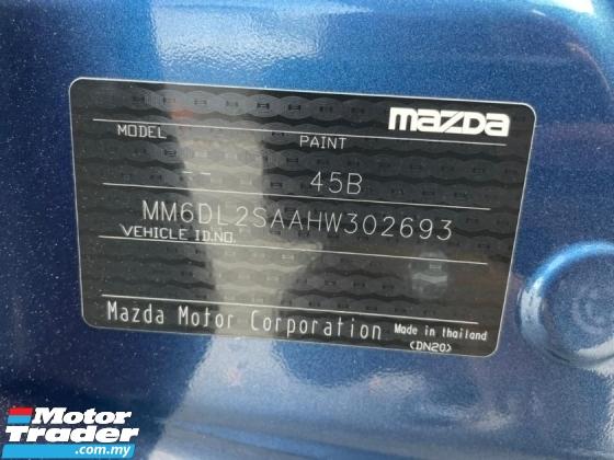 2017 MAZDA 2 1.5 FACELIFT GVC LED HEADLIGHT CBU FULL SERVICE