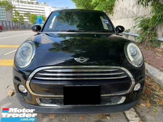 2014 MINI Cooper 1.5 TURBO MANUAL 6 SPEED SPECIAL EDITIONS